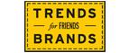 Trends Brands - интернет-магазин дизайнерской одежды