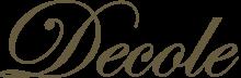 Decole (Деколь) - мебель, предметы интерьера и декора